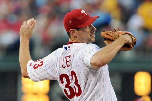 Report: Cliff Lee Claimed off Waivers, Joe Blanton Traded to Dodgers