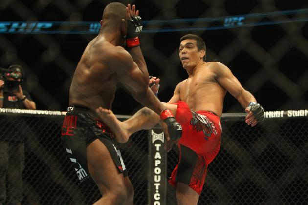 UFC on Fox 4: Does Lyoto Machida Deserve Another Shot at Jon Jones?