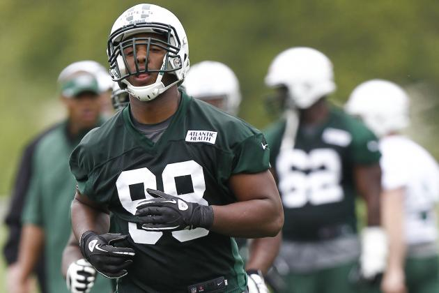 New York Jets: Red Flags Being Raised at Jets Camp Around Quinton Coples