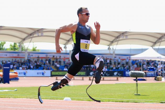 Oscar Pistorius 2012 Olympics: Why All Eyes Are on Blade Runner