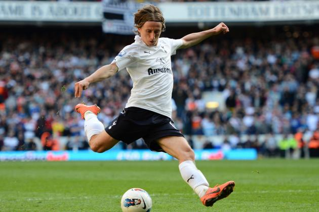 Villas-Boas vs. Modric: What It Means for Tottenham's Season