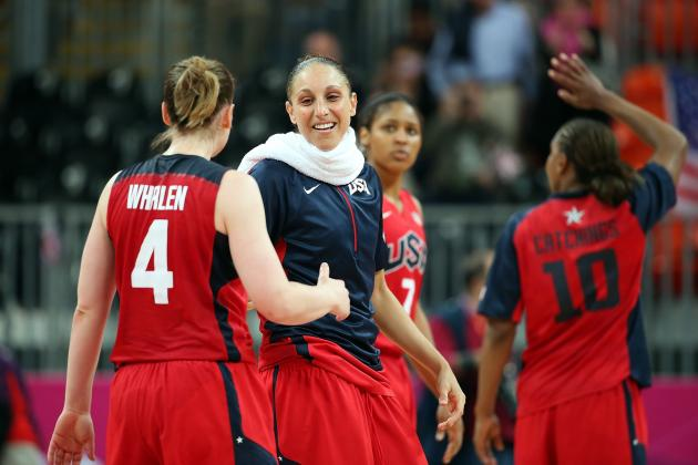 USA vs. Czech Republic Women's Basketball: Grades, Twitter Reaction and Analysis