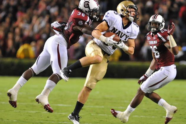 South Carolina Football: A Look at the 3 Levels of Gamecocks' 2012 Defense