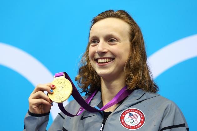 Olympic Swimming 2012: Katie Ledecky's Stunning Dominance Just the Beginning