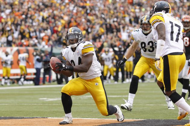 Pittsburgh Steelers: Rashard Mendenhall Needs to Turn Timing in His Favour