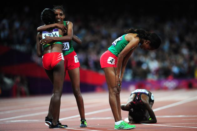 Olympic Track and Field 2012 Results: Day 7 Standings, Score, Analysis & More