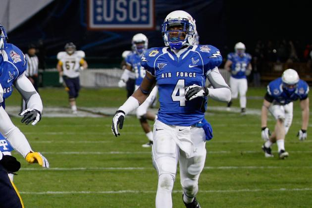 Air Force Removes Five Key Football Players from Team