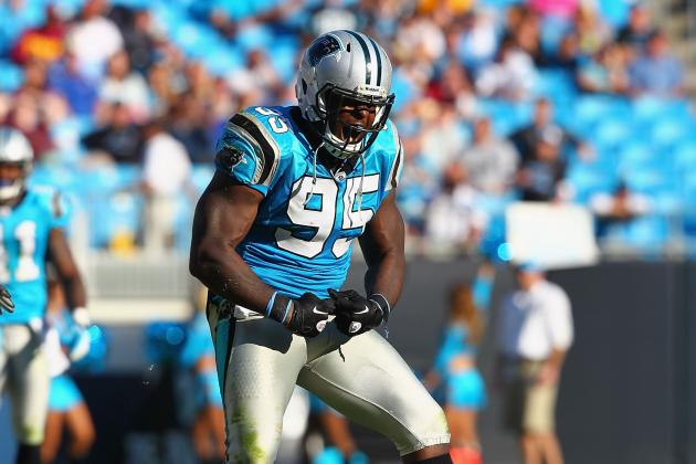 Carolina Panthers' Other Defensive Threats: Charles Johnson  and Greg Hardy