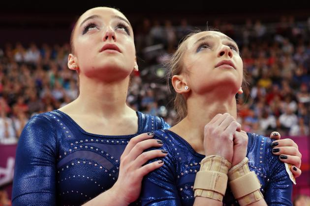 Olympic Gymnastics 2012: Russian Renaissance Apparent in All-Around Final