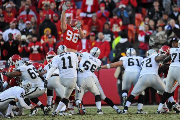 Sebastian Janikowski: The 2012 Raiders Most Important Player