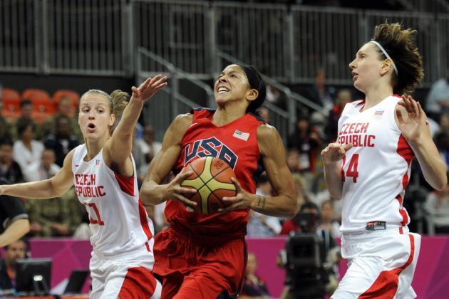 USA vs. Czech Republic Women's Basketball: Grades, Twitter Reaction and Analysis