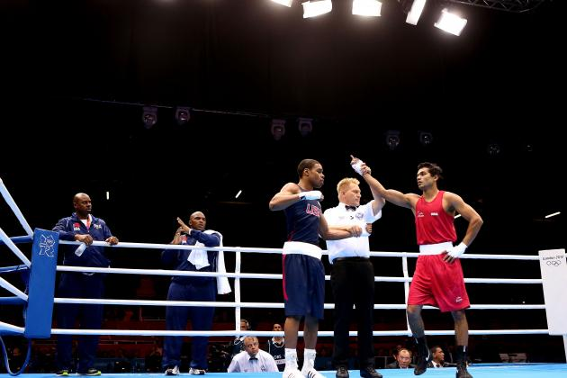 Breaking News: U.S. Olympian Errol Spence Reinstated to Olympic Tournament