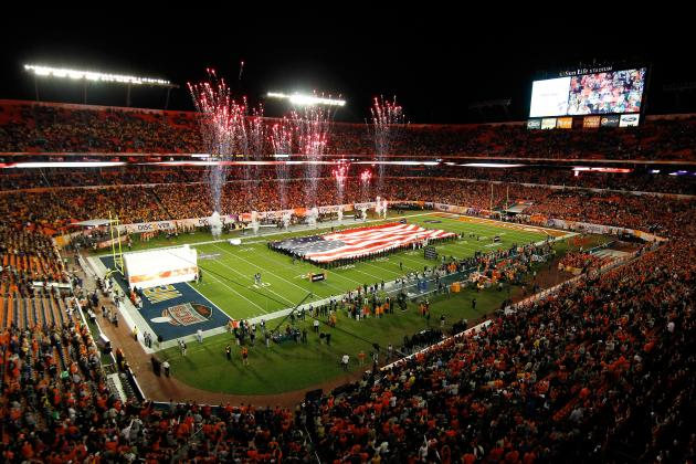 NCAA Football Preseason Rankings 2012: Low Rated Teams That Will Be in BCS Bowls