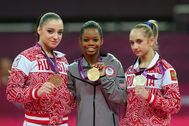 Olympic Women's Gymnastics All-Around Scores: Who Won the US-Russia Showdown?