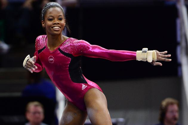 gabby douglas floor routine - photo #13