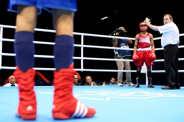 Olympic Boxing 2012: Errol Spence's Controversial Loss Overturned