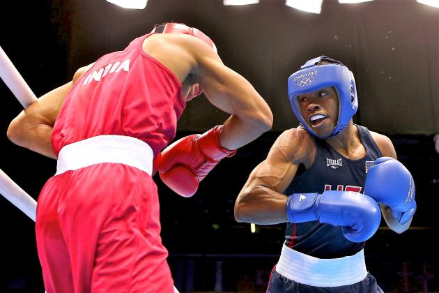 Olympics 2012: U.S. Boxer Errol Spence's Controversial Loss Overturned by AIBA