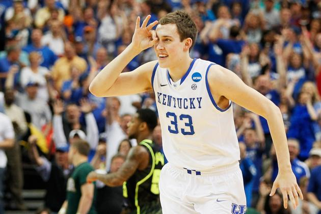 Kyle Wiltjer Is the Key to Kentucky's Success in 2012-13