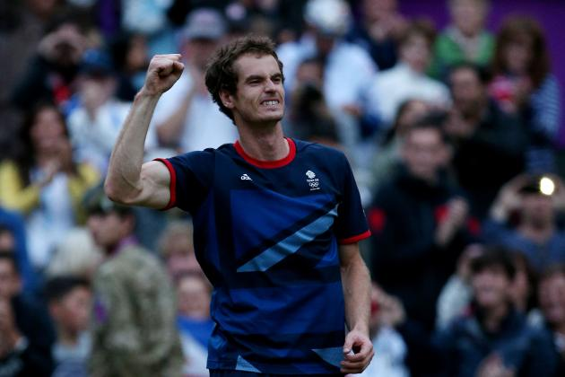 Roger Federer vs. Andy Murray: Centre Court Encore for 2012 Olympics Gold