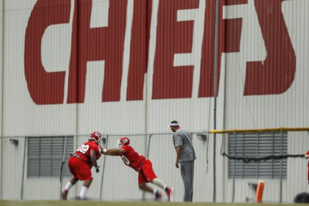 Kansas City Chiefs Training Camp 2012: Quick Hits and Analysis