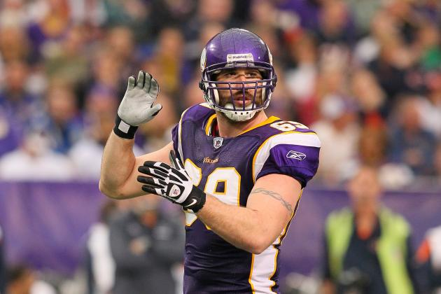 Minnesota Vikings: Don't Limit Jared Allen's Snaps in 2012
