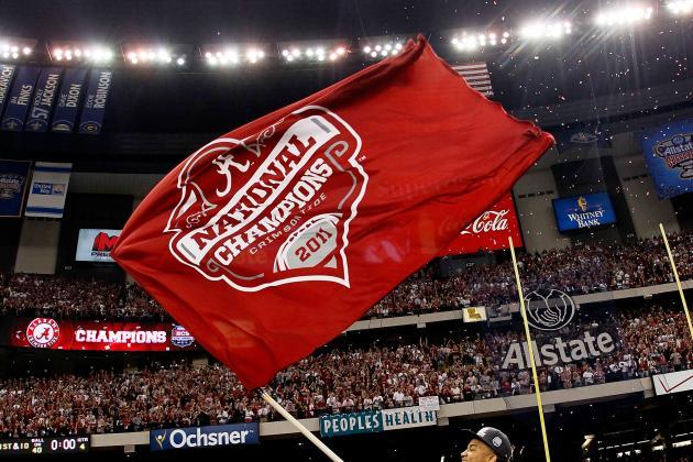 College Football Preseason Rankings 2012: Teams Vying for Top Spot in AP Poll