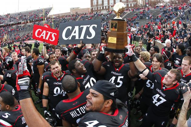 AP College Football Poll 2012: Teams in Danger of Being Snubbed by Rankings