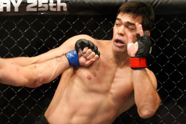 UFC on Fox 4: Could the Rua-Vera or Machida-Bader Winner Face Gustafsson Next?