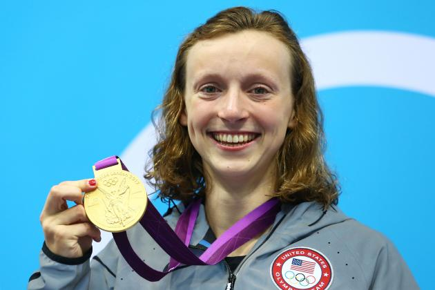 Katie Ledecky Olympics 2012: 15-Year-Old Shows Amazing Potential with 800m Gold