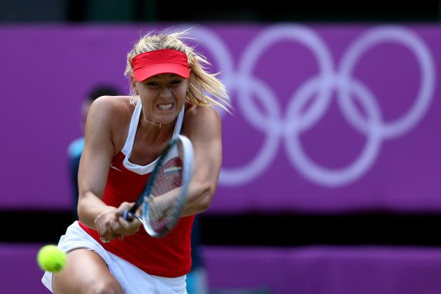 Williams vs. Sharapova: Why Maria Will Edge out Serena in Olympic Final