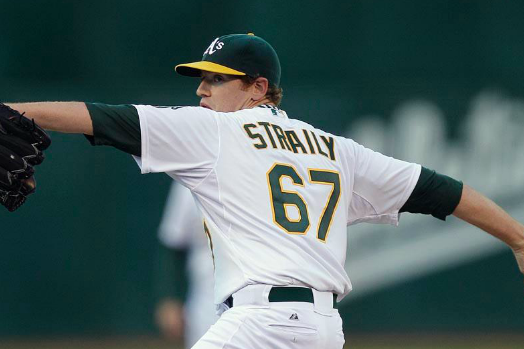 Daniel Straily Gets a Perfect Introduction to Oakland Athletics Baseball