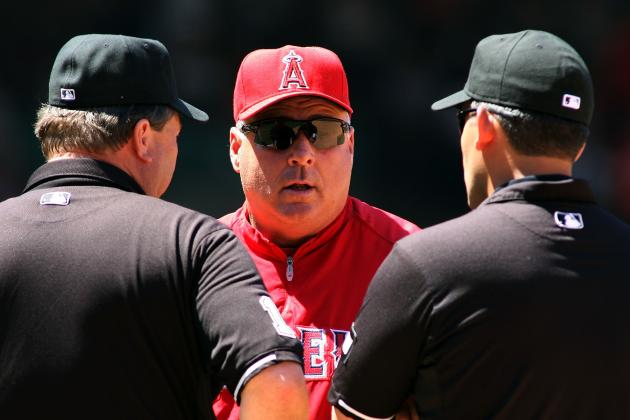 Umpires Get It Right: Mike Scioscia's Angels Will Lose Protest over Call vs. CWS