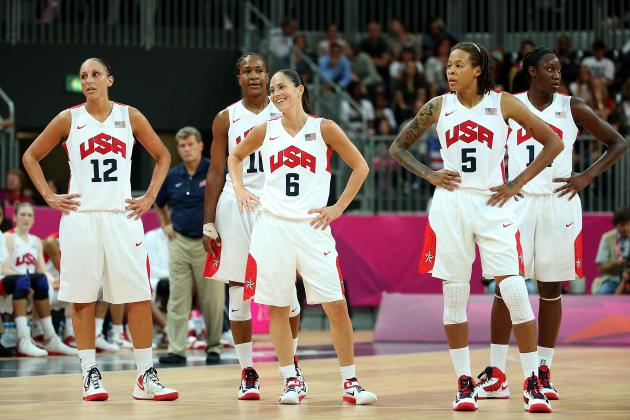 USA vs. China Women's Basketball: Start Time, Live Stream Info, Preview & More