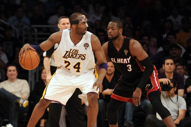 Wade vs. Kobe: Why Player-Player Breakdowns Are Useless in Judging Teams