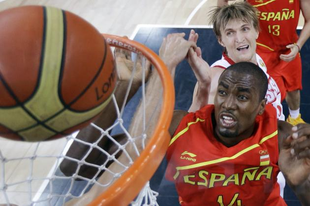 Spain vs. Russia Olympic Basketball: Grades, Twitter Reaction and Analysis