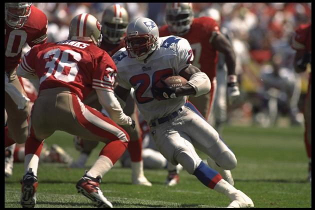 Curtis Martin: Hall of Fame Inductee Could Have Been Greatest RB of All Time