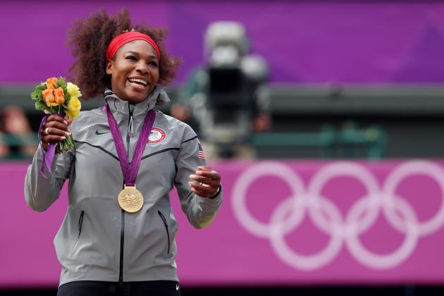 Serena Williams: What Olympic Gold Means for Her All-Time Tennis Legacy