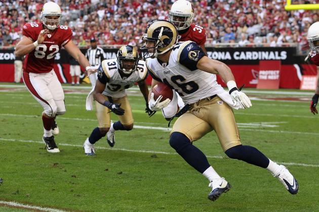 St. Louis Rams: Do They Have a 1,000-Yard Receiver on the Roster This Year?