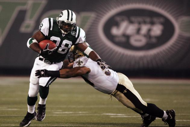 Curtis Martin: From Third-Round Pick to the Pro Football Hall of Fame