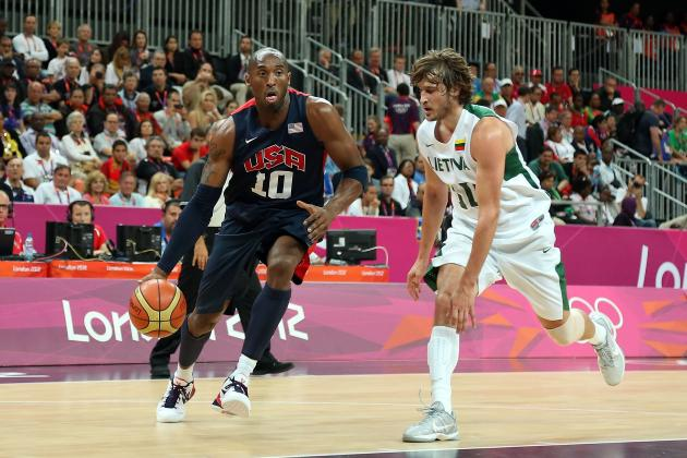 London Olympics 2012: Why Lithuania Just Made Their Mark on World Basketball