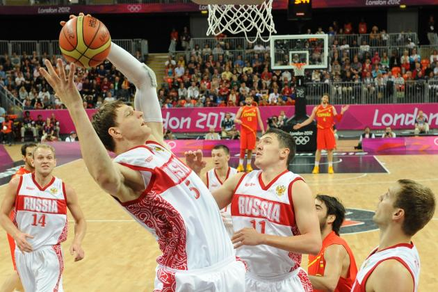 Olympic Basketball Standings 2012: Russia on Top Amid Unexpected Medal Run