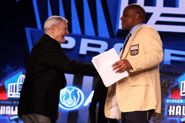 NFL Hall of Fame Induction Ceremony 2012: Everything Needed to Know About Event
