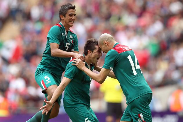 Olympic Soccer 2012: Mexico Beats Senegal in Extra Time to Advance to Semifinals