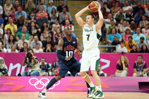 USA Basketball 2012: Huge Weakness Exposed in 5-Point Win Against Lithuania