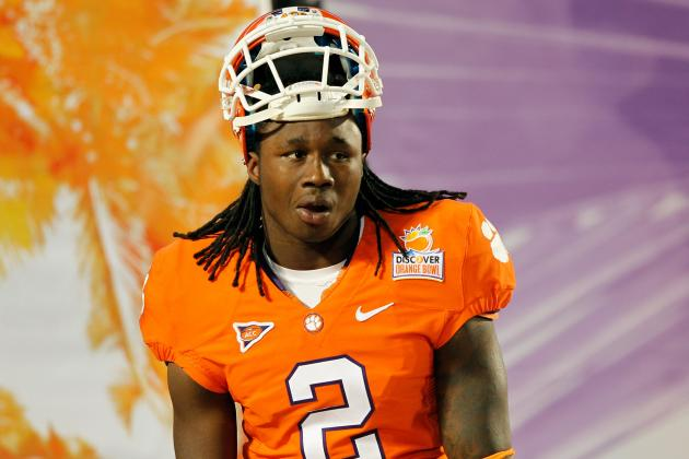 Sammy Watkins Suspension: Did Dabo Swinney Seal Tigers' Fate with Punishment?