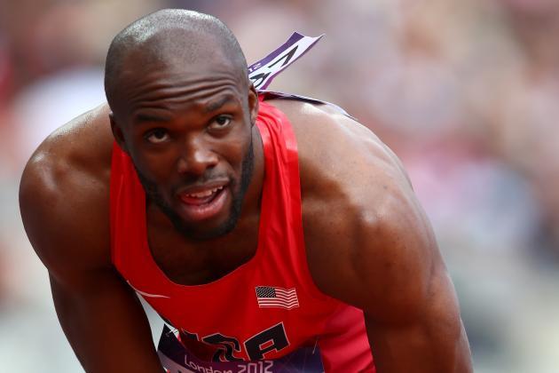 US Olympic Track Team 2012: LaShawn Merritt Failure Costly for Team USA