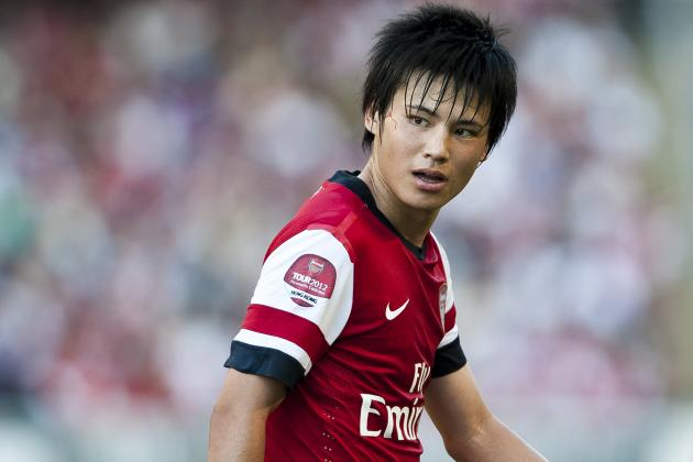 Arsenal Transfer Rumours: Ryo Miyaichi Close to Joining Wigan Athletic on Loan
