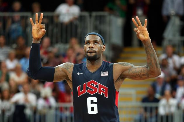 Team USA Basketball 2012: Close Win over Lithuania Will Improve Americans