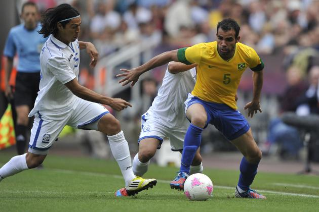 Olympic Soccer 2012: Brazil Beats Honduras to Advance to Semifinals
