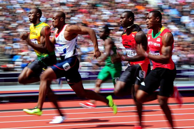 Olympics 2012 Schedule: Thrilling Track & Field Events You Have to See